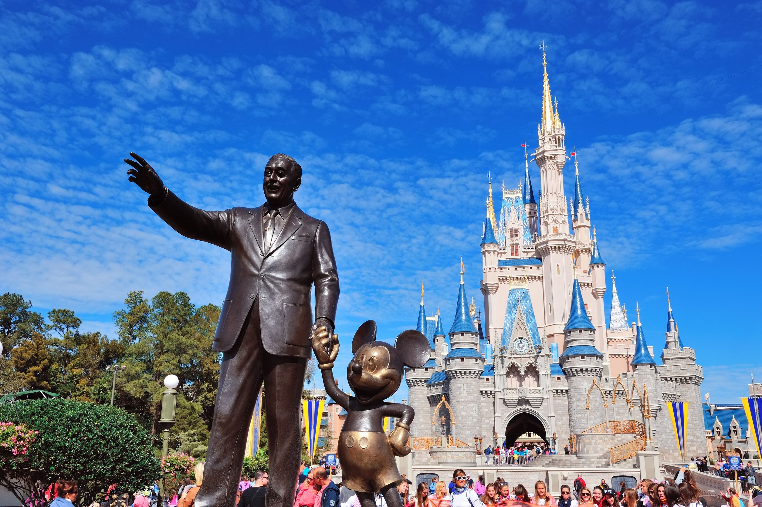 Disney Suspende Venda de Ingressos
