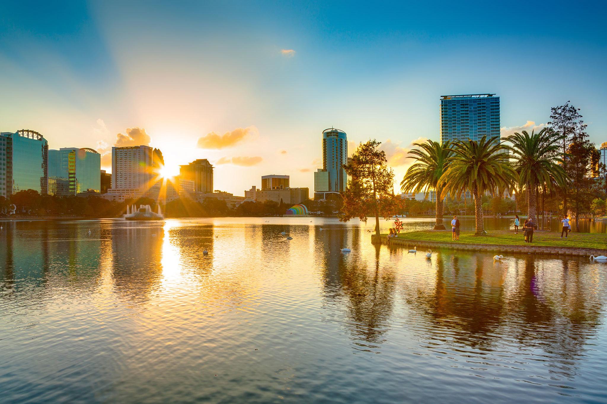 Orlando - Curta pontos da cidade sem sair de casa