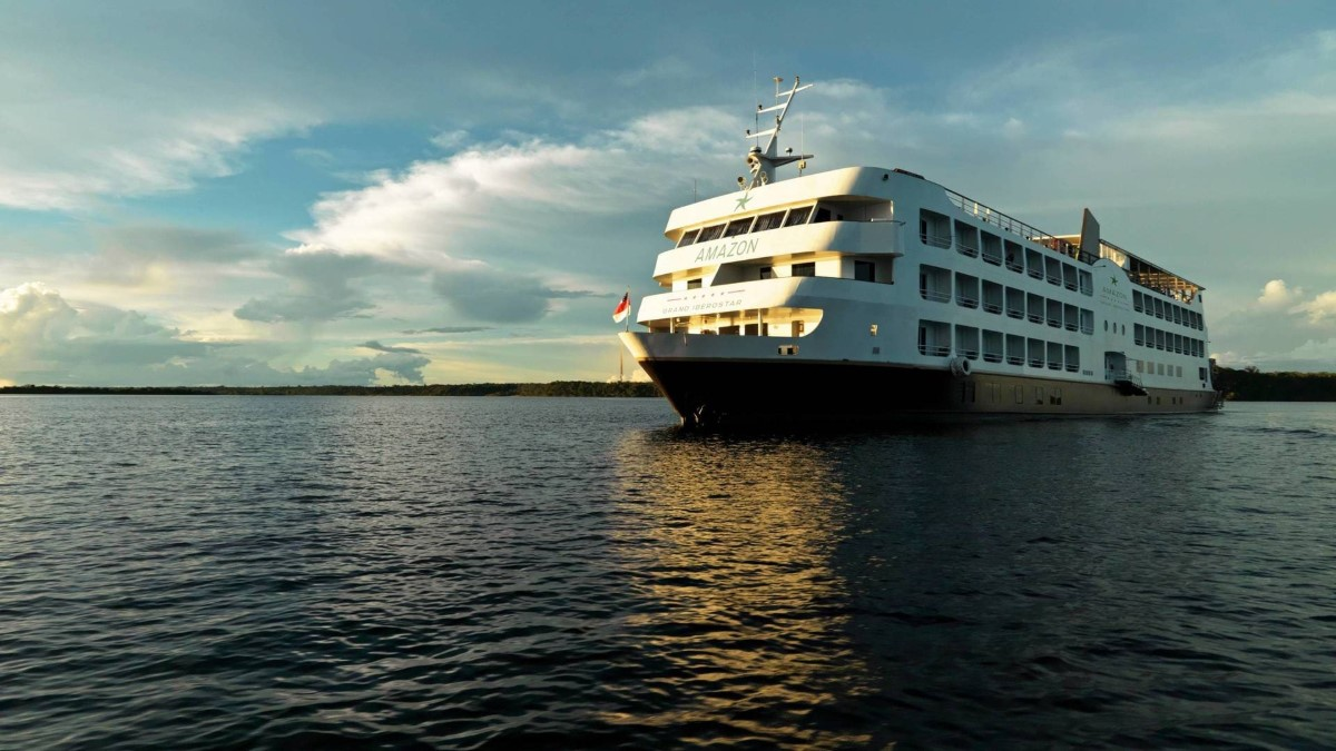 Iberostar Heritage Grand Amazon - Cruzeiro de Expedição