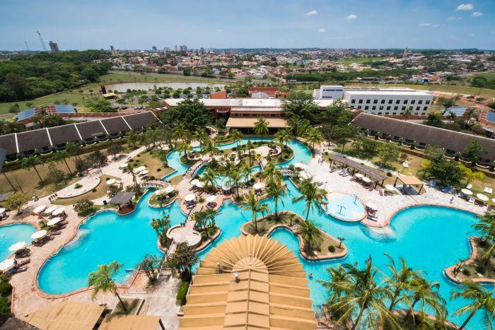 Resort para férias em São Paulo - Blue Tree Park Lins