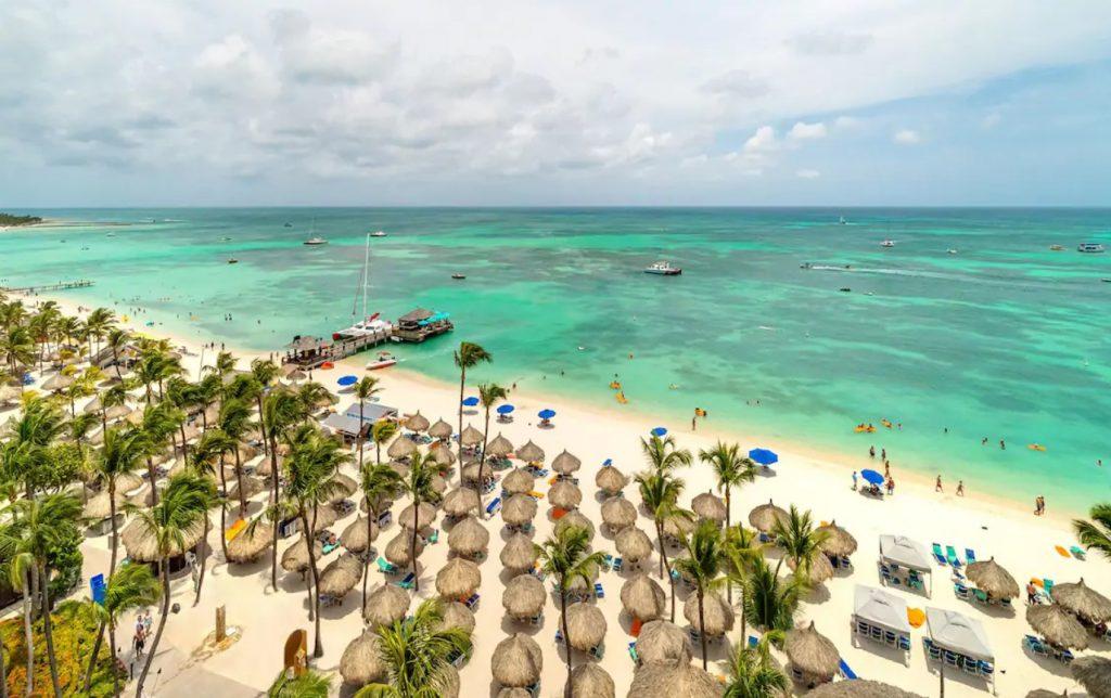 Hyatt Regency Aruba Resort Spa and Casino - Resort no Caribe para relaxar