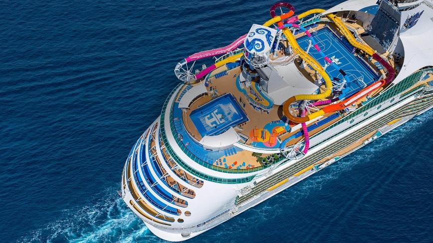 Royal Caribbean - Cruzeiros para fazer em 2021