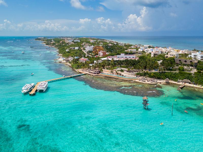 Isla Mujeres O que você não pode deixar de fazer em Cancun